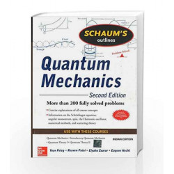 Quantum Mechanics (Schaum's Outline Series) by Yoav Peleg Book-9780071333535