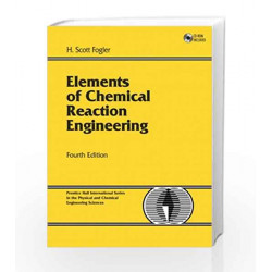 Studyguide for Elements of Chemical Reaction Engineering by Fogler