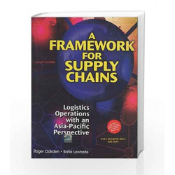 A Framework for Supply Chains by Roger Oakden Book-9781259025662