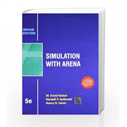 Simulation with Arena by W. David Kelton Book-9781259098604