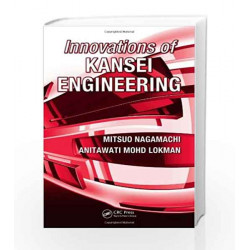 Innovations of Kansei Engineering (Industrial Innovation Series) by Jinjun Chen
