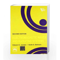 Electromagnetic Waves and Radiating Systems by Jordan Book-9788120300545