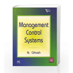Management Control Systems by Ghosh