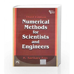 Numerical Methods for Scientists and Engineers by Rao
