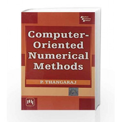 Computer - Oriented Numerical Methods by Thangaraj Book-9788120335394