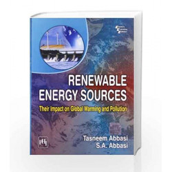 Renewable Energy Sources: Their Impact on Global Warming and Pollution by Abbasi Book-9788120339941