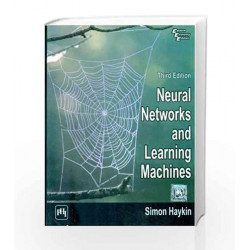 Neural Networks and Learning Machines by Haykin Book-9788120340008