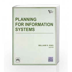 Planning for Information Systems by King Book-9788120340572