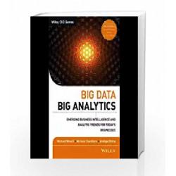 Big Data Big Analytics:...