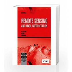 Remote Sensing and Image Interpretation, 6ed (WSE) by Kiefer, Chipman Lillesand Book-9788126532230