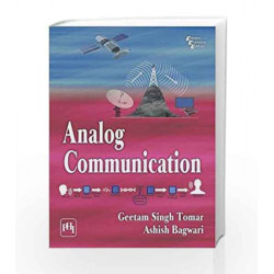 Analog Communication by Tomar Geetam Singh Book-9788120350953