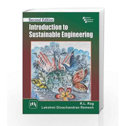 Introduction to Sustainable Engineering by R. L. Rag Book-9788120352636