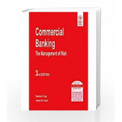 Commercial Banking: The Management of Risk by Benton E Gup Book-9788126510443