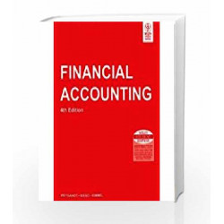 FINANCIAL ACCOUNTING 4/E by Weygandt Book-9788126510511