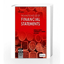The Analysis and Use of Financial Statements by Gerald I White Book-9788126510221