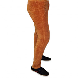 CHINOS Pant: Buy CopperStone Men's Brown Chinos Pant Online in India:
