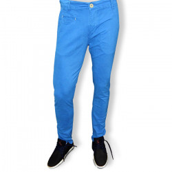 CHINOS:Buy CopperStone Men's Blue Chinos Pant Online @Best Price in India-