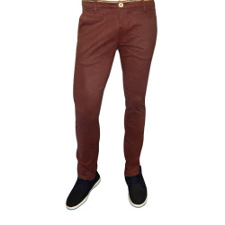 CopperStone-Buy Online CopperStone Men's Coffee Chinos Trouser at Low Price in India: