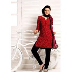 Designer Salwar suits-Black...