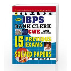 Ibps Bank Clerk Common Written Examination