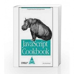 Javascript Application Cookbook by Jerry Bradenbaugh Book-9788173661105