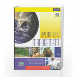 Operations Management with CD (Old Edition) by Jay Heizer Book-9788131721384