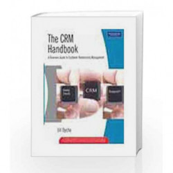 THE CRM HANDBOOK by DYCHE Book-9788131521045