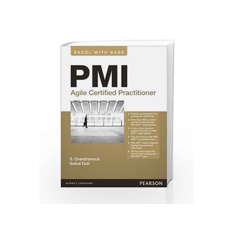 Pmi Agile Certified Practitioner Old Edition By Subramanian
