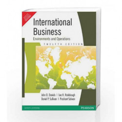 International Business (Old Edition) by John D. Daniels Book-9788131728772