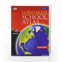 Longman School Atlas (Revised Edition) by Vipul Singh Book-9788131729076