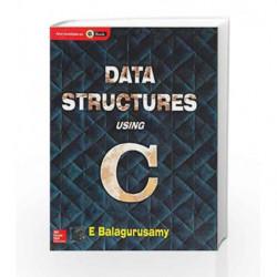 Data Structures Using C by Balagurusamy Book-9781259029547