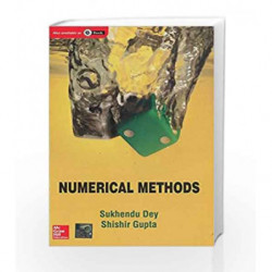 Numerical Methods by Gupta Dey Book-9781259062582