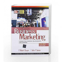 Business Marketing by F. Robert Dwyer Book-9780070220911
