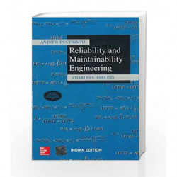 AN INTRODUCTION TO RELIABILITY AND MAINTAINABILITY ENGINEERING by Charles Ebeling Book-9780070421387