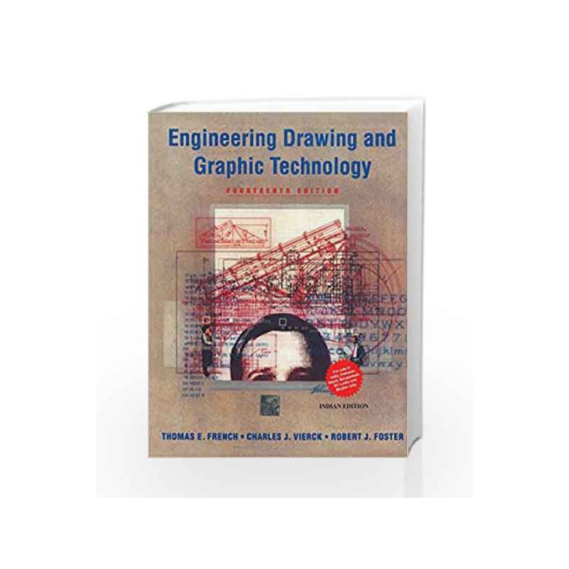 Engineering Drawing and Graphic Technology by Thomas French-Buy ...