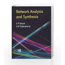 Network Analysis and Synthesis by S Ghosh Book-9780070144781