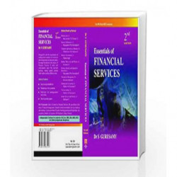 Essentials of Financial Services by S Gurusamy Book-9780070083103