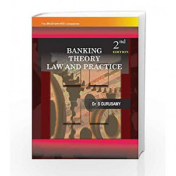 Banking Theory : Law and Practice by S Gurusamy Book-9780070083073