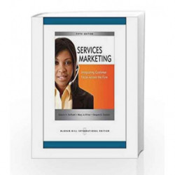 Services Marketing: Integrating Customer Focus accross the Firm by Valarie Zeithaml Book-9780070700994