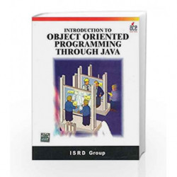 Introduction to Object Oriented Programming through Java by Isrd Group Book-9780070616844