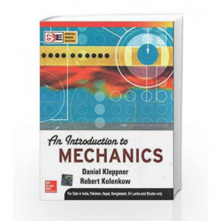 An Introduction to Mechanics (SIE) by David Kleppner Book-9780070647787