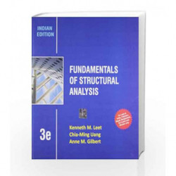 Fundamentals of Structural Analysis by Leet Book-9781259098444