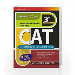 How to Prepare for the CAT, 3/e by Muhamed Muneer Book-9780070635784
