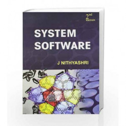 System Software by J Nithyashri Book-9780070671928