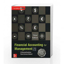 Financial Accounting for Management by N Ramachandran Book-9780071333412