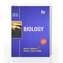 Biology by Peter Raven Book-9789351341802