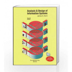 ANALYSIS & DESIGN OF INFORMATION SYSTEMS by James Senn Book-9780070140905