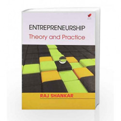 Entrepreneurship: Theory and Practice by Shanker R Book-9788182092693