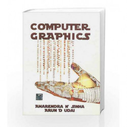 Computer Graphics by Amrendra Sinha Book-9780070634374