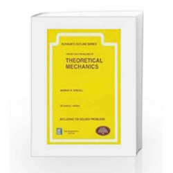 THEORY & PROBLEMS OF THEORETICAL MECHANICS (SCHAUM'S OUTLINE SERIES) (SI UNITS) by Murray Spiegel Book-9780070636002